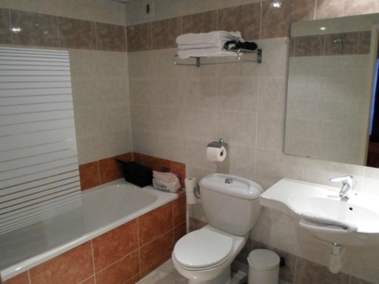 Touring Hotel : Bagno