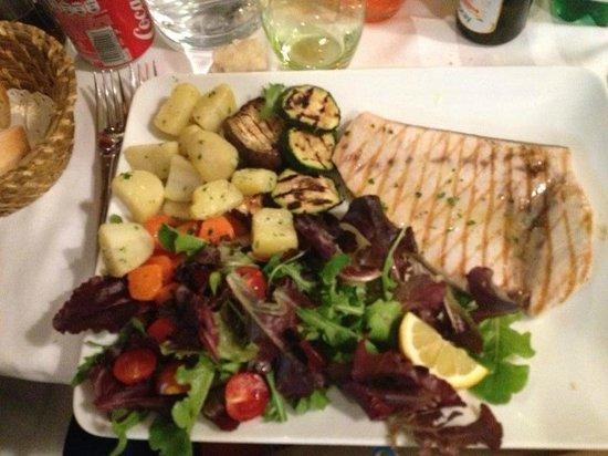 Ristorante Angolo Italiano : pesce spada