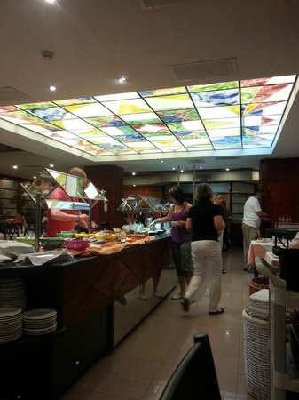 Delfin Siesta Mar: buffet