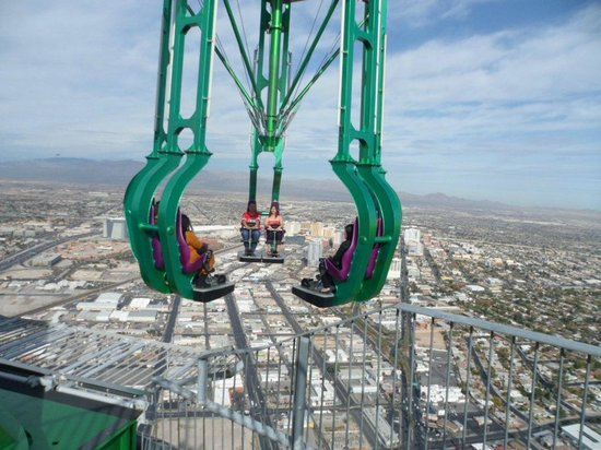 the roller coaster picture of stratosphere hotel casino and tower rh tripadvisor com