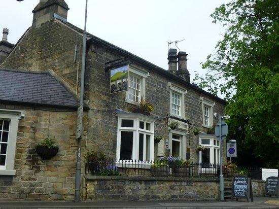 Castle Inn Bakewell: Frontage