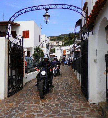 Le Terrazze : in giro con le nostre moto