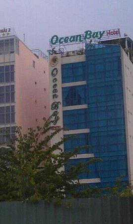 Ocean Bay Hotel Nha Trang: фасад