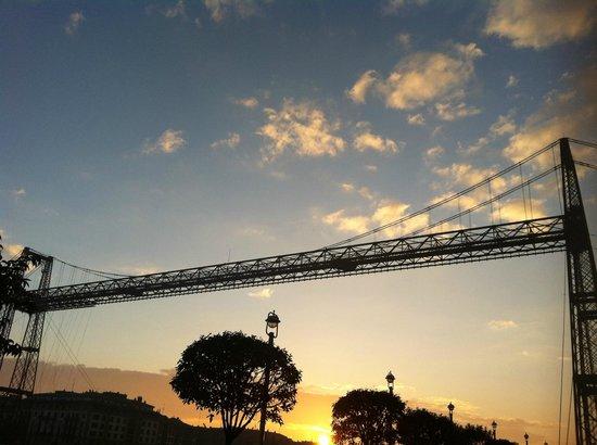 Gran hotel puente colgante portugalete spanje foto 39 s for Hotel puente colgante