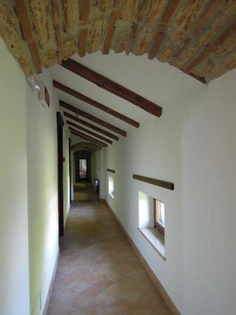 Hotel dei Templi: un altro corridoio