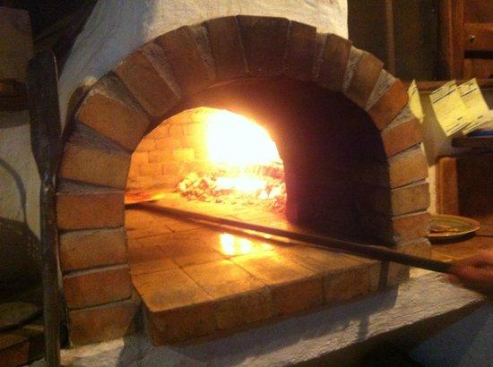 Tierra y Fuego : il grande forno