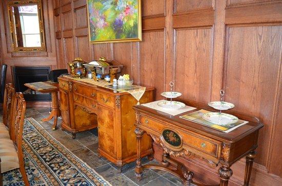 BranCliff Inn: Dining