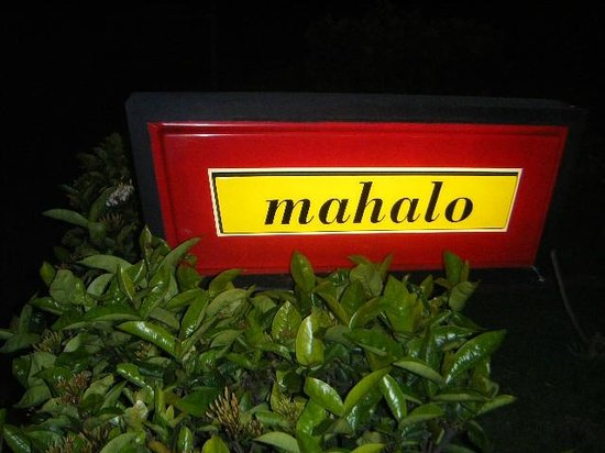 Northshore Hostel Maui: Mcdonalds around corner