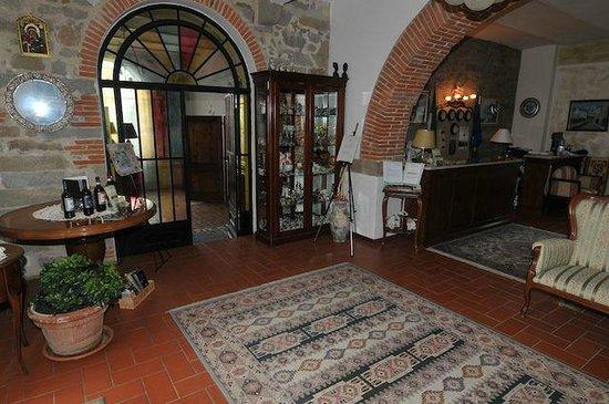 Villa Schiatti: Receptiion Hall