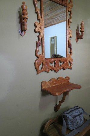 Casa Barbara: the bedroom