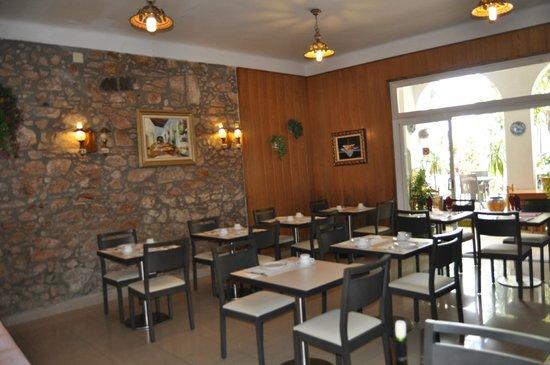 Hotel Coral : Comedor