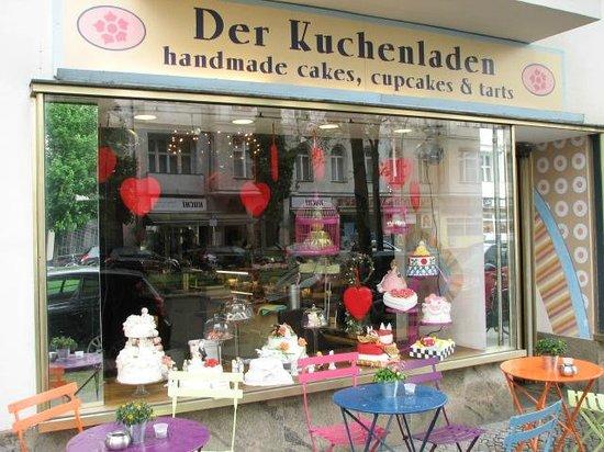 Der Kuchenladen Berlin Charlottenburg Wilmersdorf Bezirk