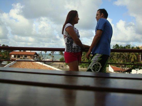 Cumbuco Guesthouse : bela vista