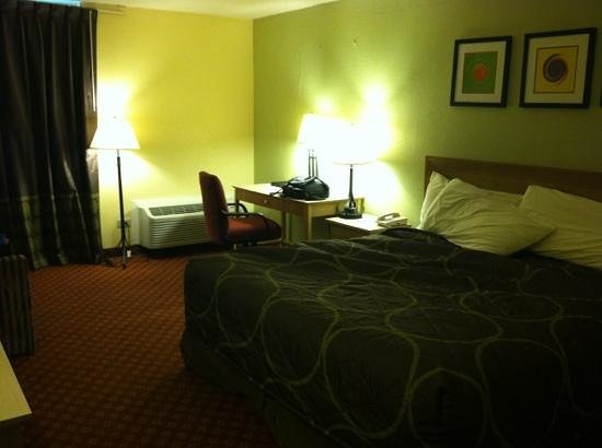 Ramada Wilmington: king room