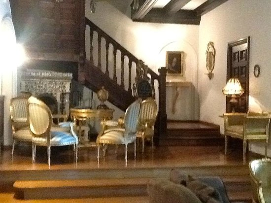 Hotel Scala: HALL de l'HOTEL