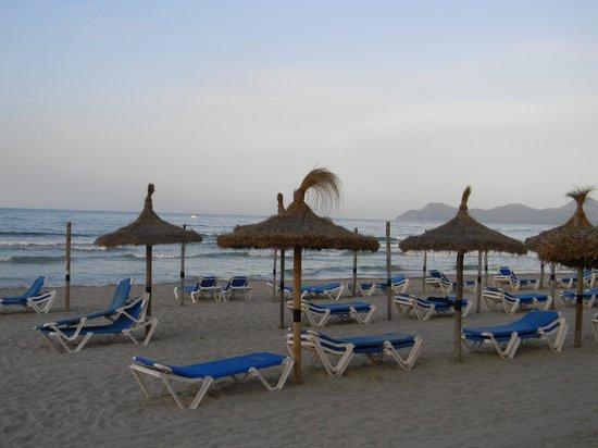 Hotel JS Sol de Ca'n Picafort: Strand