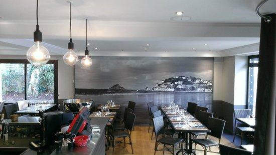 La Villa Restaurant Pleneuf Val Andre