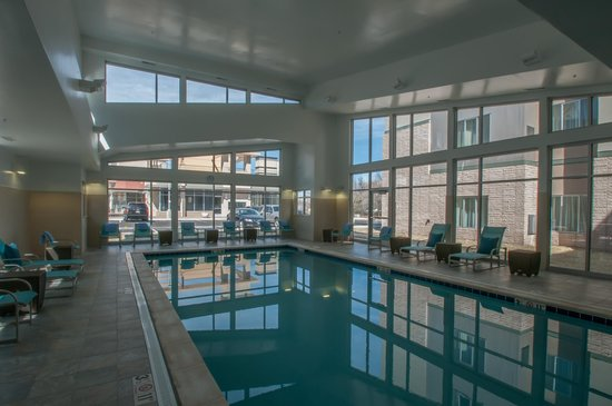 Residence Inn Denver Cherry Creek: Indoor Pool