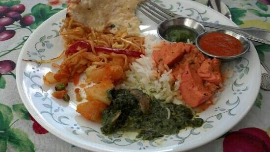 Nepal's Cafe : Buffet Sample