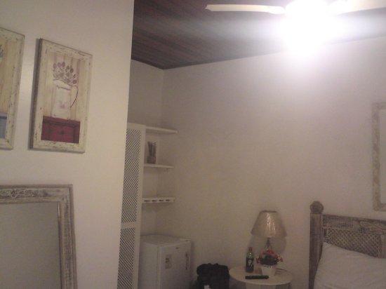 Pousada Solar da Praia: the room
