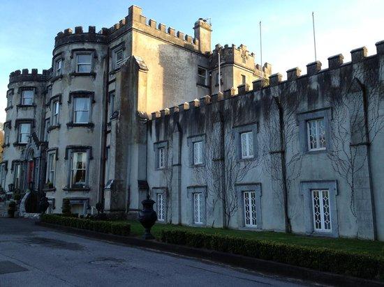 Ballyseede Castle: Front