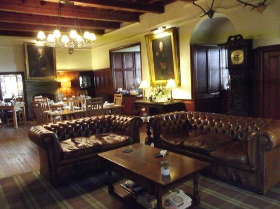 Barcaldine Castle: Luxe et volupté