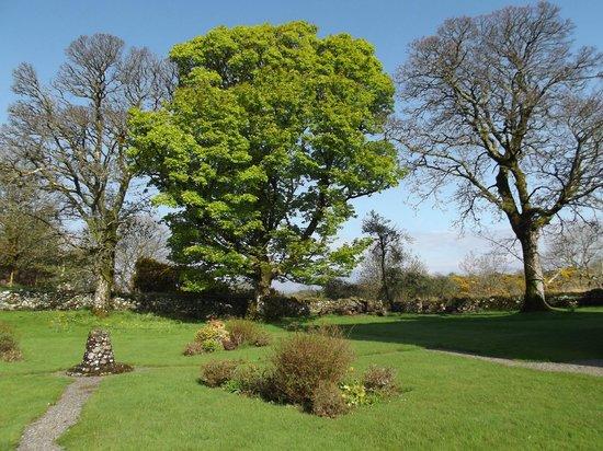 Barcaldine Castle: Le parc
