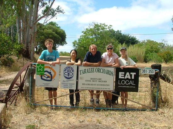 Wirrabara Australia  city images : Wirrabara, Australia: Welcome to Taralee Orchards