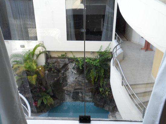 Dorado Hotel : Vista desde mi habitación
