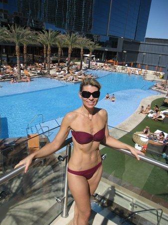 Elara by Hilton Grand Vacations: Relaxing!