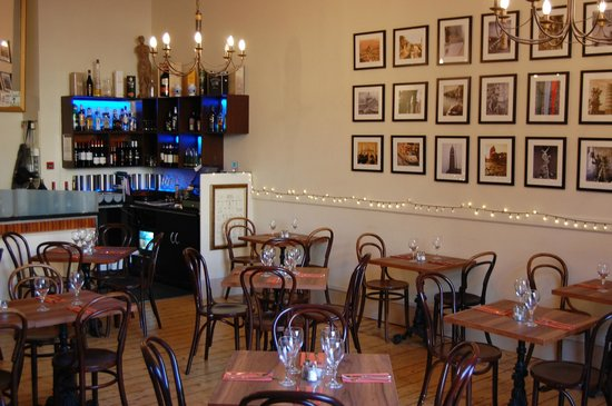 Pulcinella, RIstorante Italiano