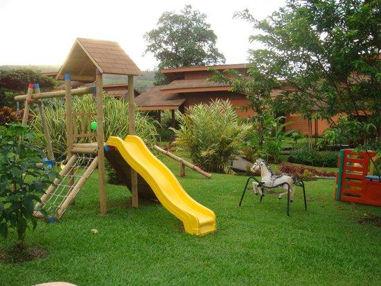 Hotel El Silencio del Campo : Play area