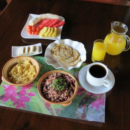 Hotel El Silencio del Campo : Delicious Breakfast