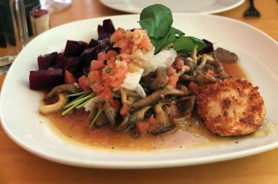 Coquina: Signature Beet Salad