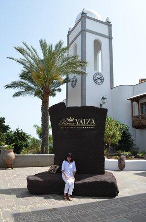 Princesa Yaiza Suite Hotel Resort: Eingangsbereich