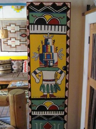 La Dona Luz Inn, An Historic Bed & Breakfast: Sample of arts & crafts throughout