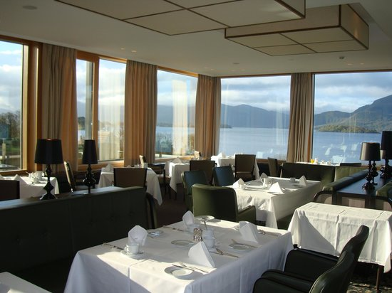 The Europe Hotel & Resort: Panorama restaurant