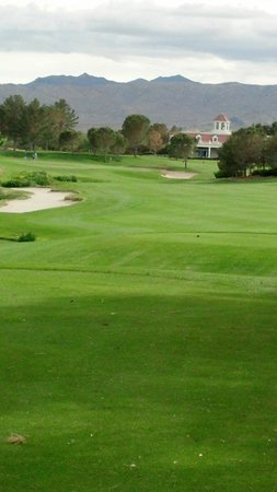 Primm Valley Golf Club - Lakes Course : Primm Golf Lakes Course