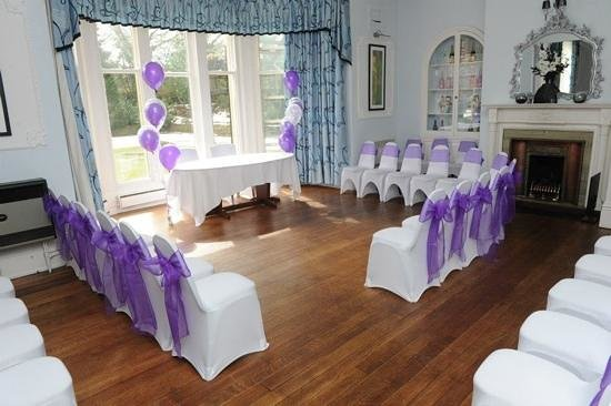 Durker Roods Hotel: Ceremony Room
