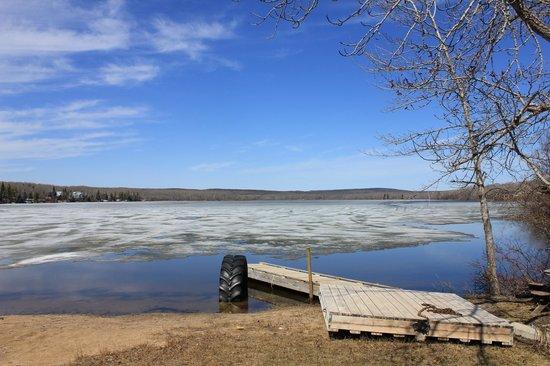 la pêche lake