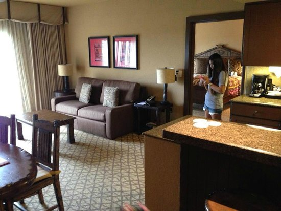 One Bedroom Kidani Villa Picture Of Disney 39 S Animal Kingdom Villas Kidani Village Orlando