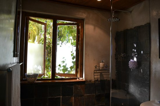 Sweet Orange Guest House : The shower