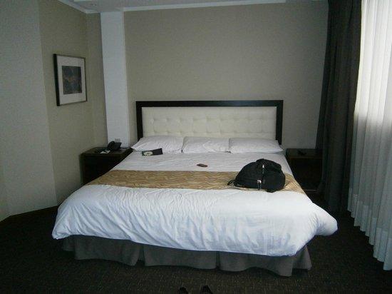 Akros Hotel: la cama ...