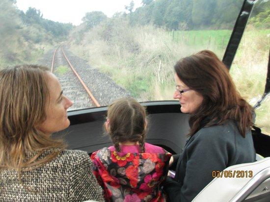 Railcruising: the downhill run
