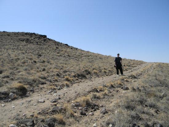 Volcano Park: Hiking the Trail Around the Volcano