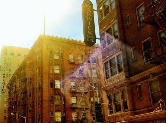 The San Francisco Sightseeing Company: Warwick