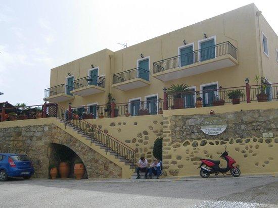 Kaliviani Traditional Hotel: Kaliviani Hotel