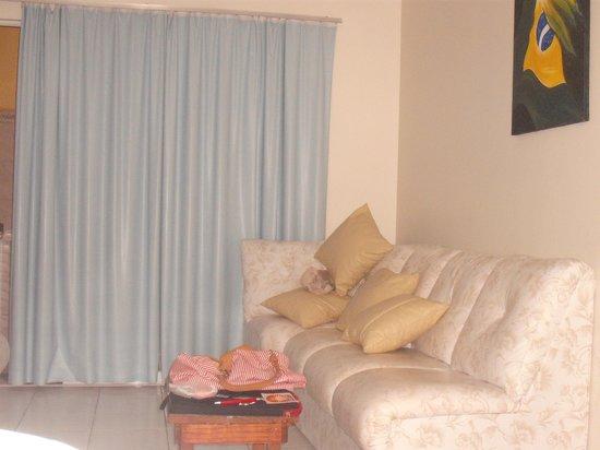 Residencial Mecohue Em Bombinhas: Living