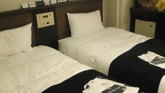 APA Hotel & Resort Tokyo Bay Makuhari: スタンダードツインルーム