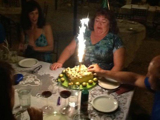 La Barca : Andrea's Birthday